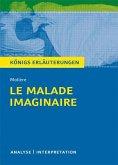 Le Malade imaginaire - Der eingebildete Kranke von Molière.