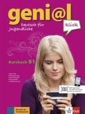 geni@l klick / Kursbuch mit 2 Audio-CDs B1