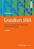 Grundkurs JAVA (eBook, PDF)