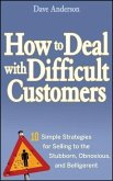 How to Deal with Difficult Customers (eBook, PDF)