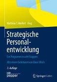 Strategische Personalentwicklung (eBook, PDF)