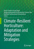 Climate-Resilient Horticulture: Adaptation and Mitigation Strategies (eBook, PDF)