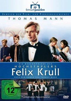 Bekenntnisse des Hochstaplers Felix Krull - 2 Disc DVD