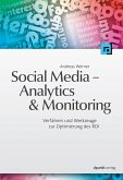 Social Media - Analytics & Monitoring (eBook, PDF)