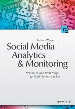 Social Media - Analytics & Monitoring (eBook, PDF) - Werner, Andreas