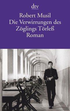 Die Verwirrungen des Zöglings Törleß (eBook, ePUB) - Musil, Robert