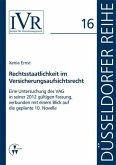 Rechtsstaatlichkeit im Versicherungsaufsichtsrecht (eBook, PDF)