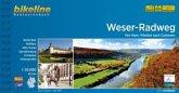 Bikeline Radtourenbuch Weser-Radweg