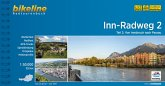 Bikeline Radtourenbuch Inn-Radweg 2: Innsbruck - Passau