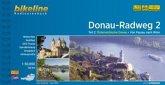 Bikeline Radtourenbuch Donau-Radweg 2: Passau - Wien