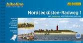 Bikeline Radtourenbuch Nordseeküsten-Radweg 01: Rotterdam - Leer