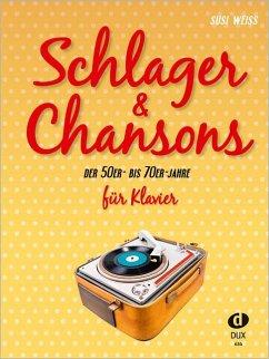 Schlager & Chansons der 50er - bis 70er Jahre, ...