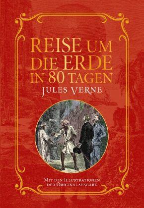 In 80 Tagen Um Die Welt Buch