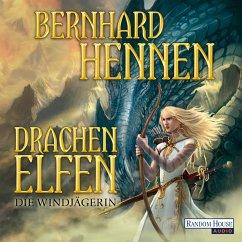 Die Windgängerin / Drachenelfen Bd.2 (MP3-Download) - Hennen, Bernhard