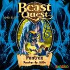 Pantrax, Pranken der Hölle / Beast Quest Bd.24 (Audio-CD)