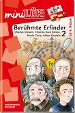 miniLÜK. Erfindungen und Erfinder 2: Darwin, Edison, Curie, Einstein