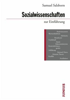 Sozialwissenschaften zur Einführung - Salzborn, Samuel