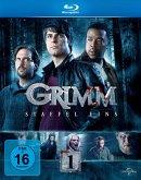 Grimm - Staffel 1 Bluray Box