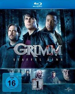 Grimm - Staffel 1 Bluray Box - David Giuntoli,Russell Hornsby,Bitsie Tulloch