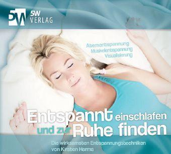 entspannt einschlafen und zur ruhe finden audio cd von kirsten harms h rb cher portofrei bei. Black Bedroom Furniture Sets. Home Design Ideas