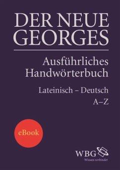 Der Neue Georges (eBook, PDF) - Georges, Karl Ernst