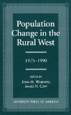 Population Change in the Rural West, 1975-1990