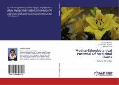 Medico-Ethnobotanical Potential Of Medicinal Plants