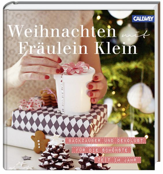 weihnachten mit fr ulein klein von yvonne bauer buch. Black Bedroom Furniture Sets. Home Design Ideas