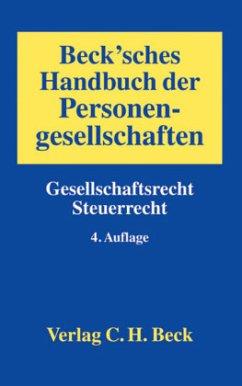 Beck´sches Handbuch der Personengesellschaften