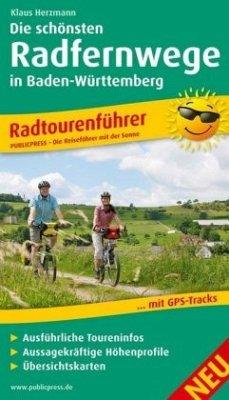 Radtourenführer Die schönsten Radfernwege in Ba...