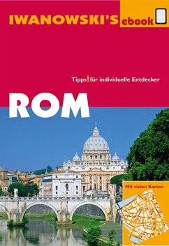 Rom - Reiseführer von Iwanowski (eBook, ePUB) - Brinke, Margit; Kränzle, Peter