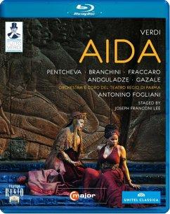 Aida - Fogliani/Malinverno/Pentcheva