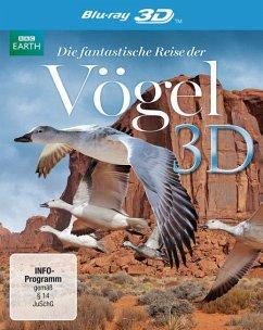 Die fantastische Reise der Vögel (Blu-ray 3D)