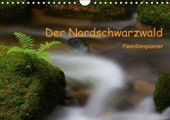 Der Nordschwarzwald (Wandkalender immerwährend DIN A4 quer) - Di Chito, Ursula