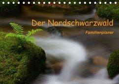 Der Nordschwarzwald (Tischkalender immerwährend DIN A5 quer)
