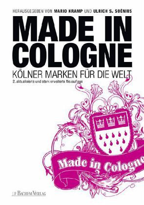 made in cologne buch. Black Bedroom Furniture Sets. Home Design Ideas