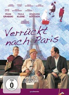 Verrückt nach Paris - Grabski,Frank