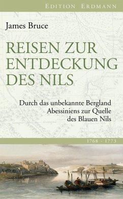 Reisen zur Entdeckung des Nils (eBook, ePUB) - Bruce, James