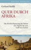 Quer durch Afrika (eBook, ePUB)