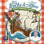 Herr Wolke und sein Freund Alfons: Zimt, Tomaten & Piraten (eBook, PDF)