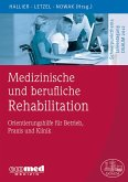 Medizinische und berufliche Rehabilitation (eBook, ePUB)