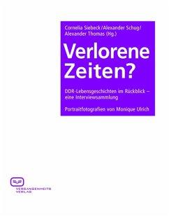 Verlorene Zeiten? (eBook, PDF)