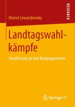 Landtagswahlkämpfe - Lewandowsky, Marcel
