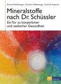Mineralstoffe nach Dr. Schüssler (eBook, ePUB)