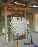 Die dreiundzwanzigste Deutschstunde (eBook, ePUB)