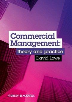 Commercial Management (eBook, ePUB) - Lowe, David J.