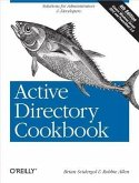 Active Directory Cookbook (eBook, PDF)