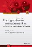 Konfigurationsmanagement mit Subversion, Maven und Redmine (eBook, PDF)