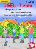 Gespenstischer Meteoritenschauer / IGEL-Team Bd.10 (eBook, ePUB)