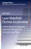Laser Wakefield Electron Acceleration
